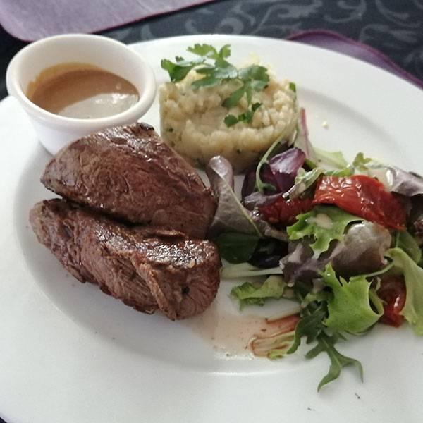 Le Restaurant - Le Manège - Restaurant Saint Nazaire